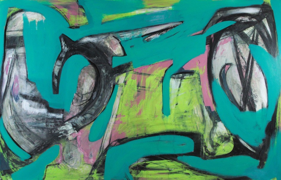 Pittura – Variazioni cromatiche di un non soggetto di Laura Francesca Di Trapani